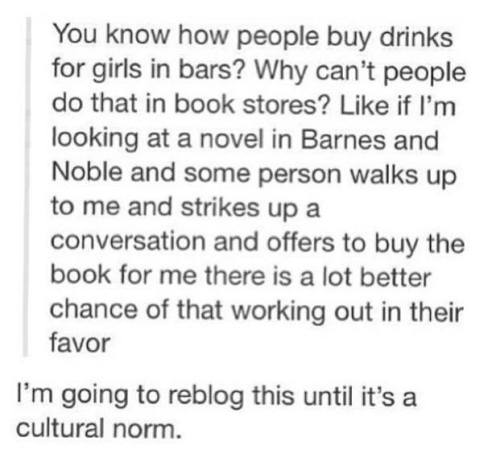 Buy me a book! (please)