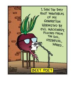 beet poet